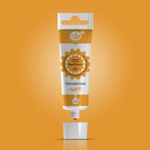 RD ProGel® - gelová farba - slnečnicová - Sun Flower