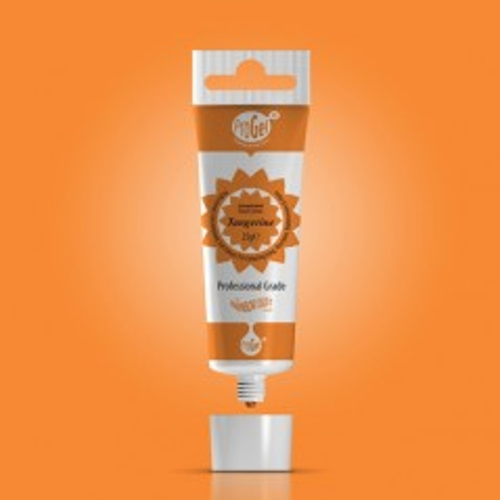 RD ProGel® - gelová farba - mandarinková - Tangerine