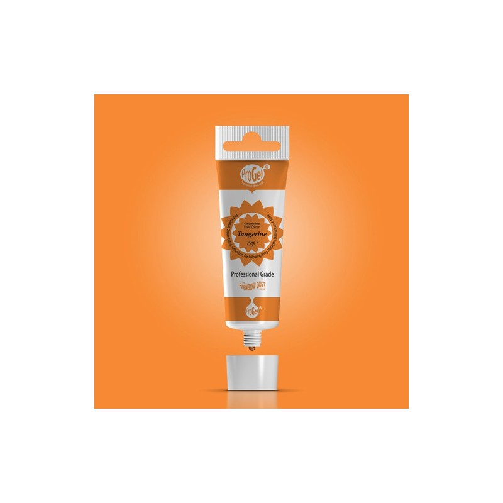 RD ProGel® - gelová barva - mandarinková - Tangerine