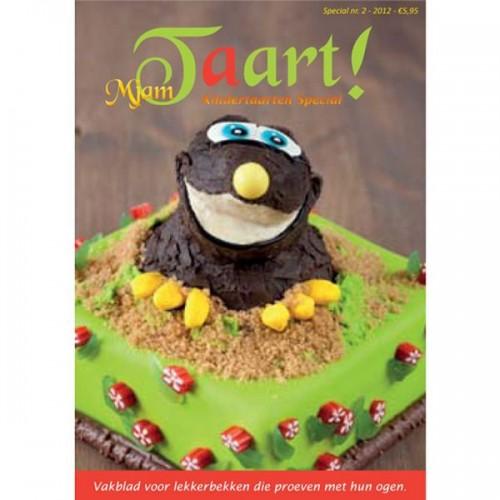 MjamTaart! Detské torty špeciál 2012
