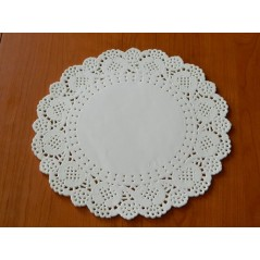 Paper lace the cake 21,5cm