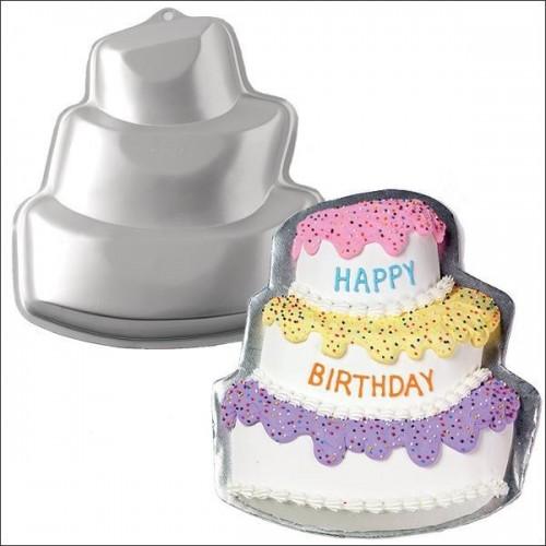 Forma na pečenie - Krivá torta