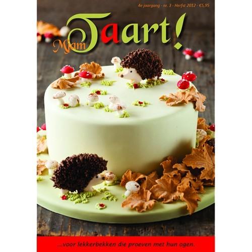 Mjam Taart!  jeseň 2012