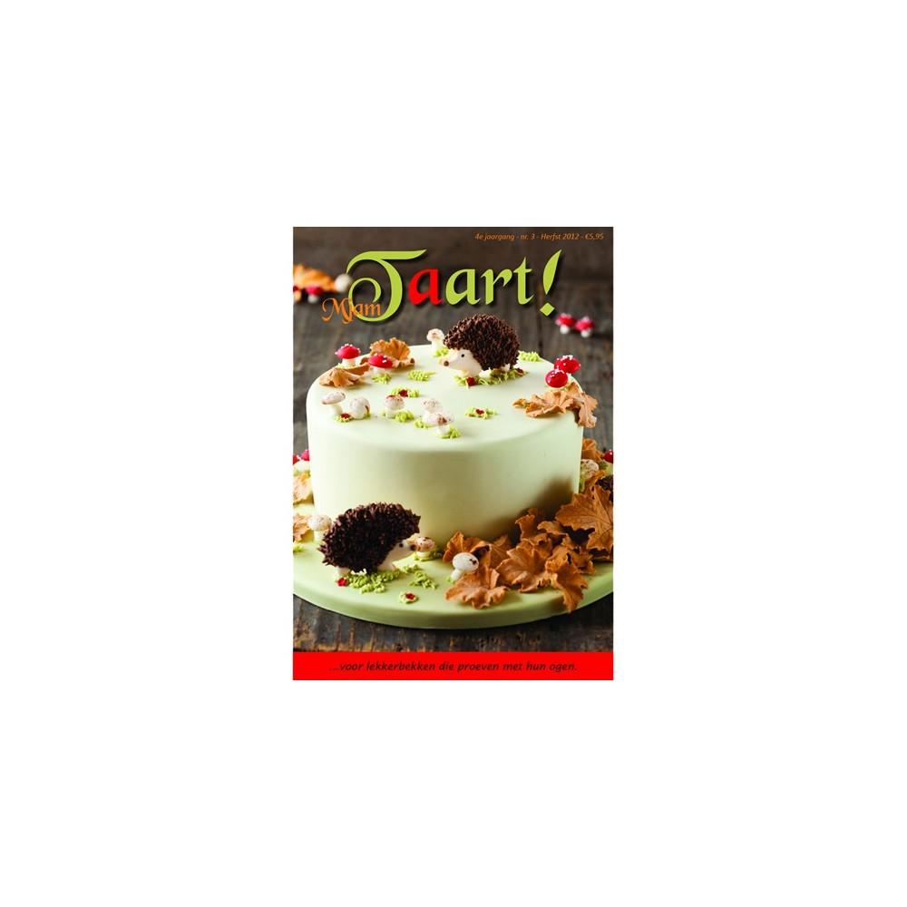 MjamTaart! Tortendecoratie Magazine Herbst  2012