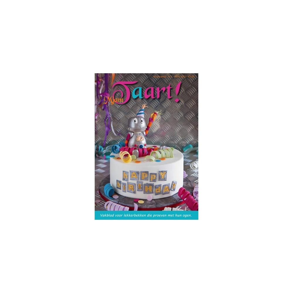 Mjam Taart!  jar 2012