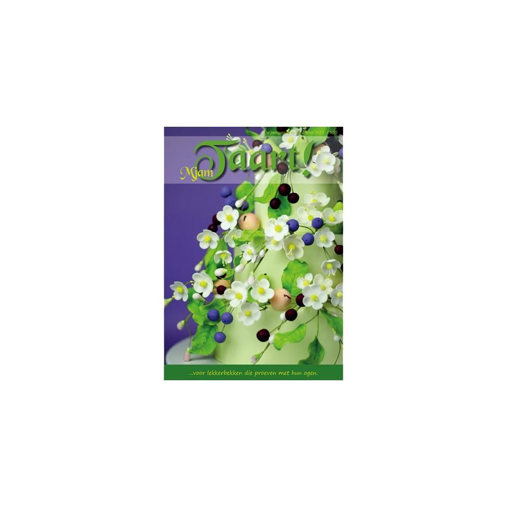 MjamTaart! Tortendecoratie Magazine Sommer 2013