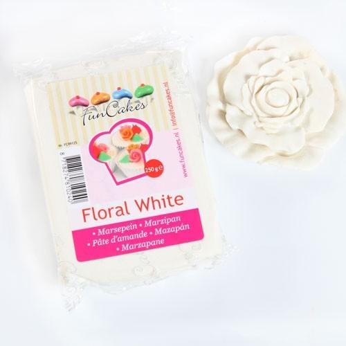 FunCakes Marzipan Flora Weiss - 250gr