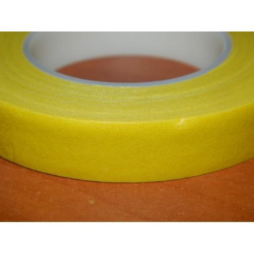 Aranžovacia ovinovacia páska - žltá 13mm