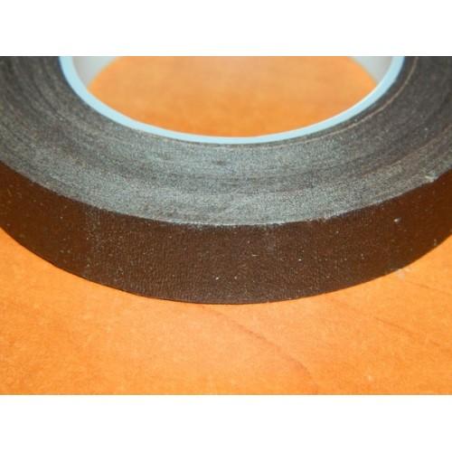 Aranžovací ovinovací páska - hnědá 13mm