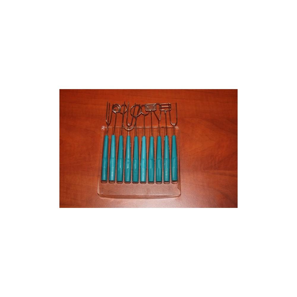 Vidličky na pralinky