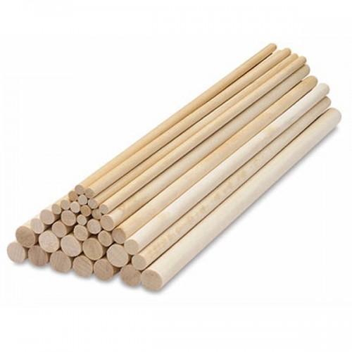 PME drevené tortovej výstuže 12ks