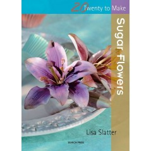 Cukrové kvety - Sugar Flowers - Lisa Slatter