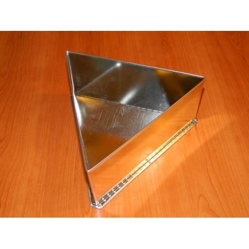 Baking pan - medium triangle