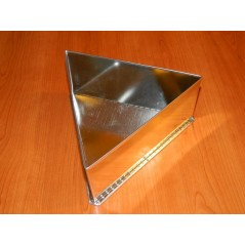 Dortová forma - Trojúhelník střední