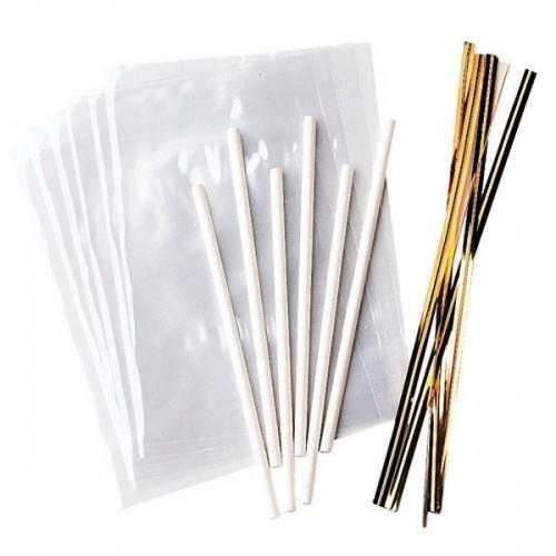 Wilton Lollipop Wrapping Kit