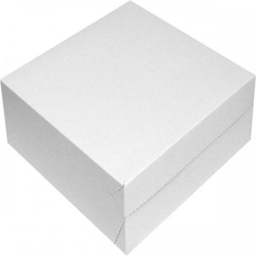 Cake boxes 20x20x10cm - 10pcs