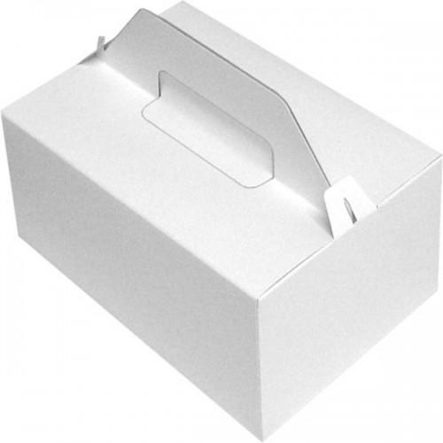 Krabice na zákusky 27 x 18 x 10 cm - 6ks