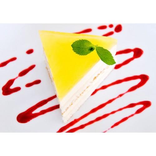 Mirror high-gloss glaze - Lemon - 250g