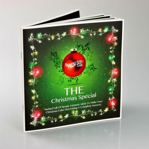 Rainbow dust - vánoční speciál - zelený