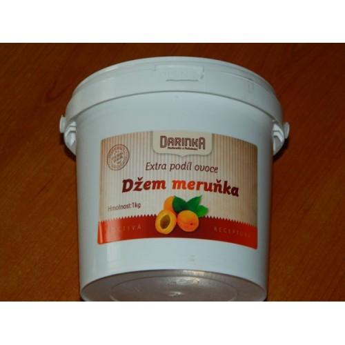 Darinka - marhuľový džem 1kg