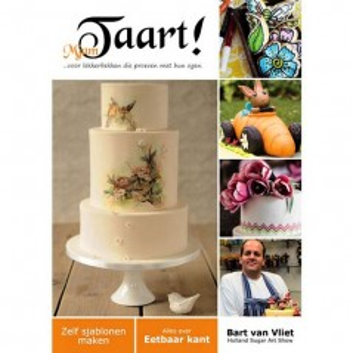 Mjam Taart! jaro 2014
