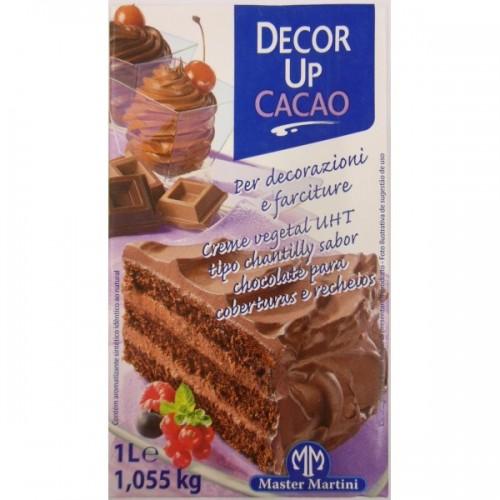 Decor Up Cioccolato  - Parížska šľahačka 27% - 1l