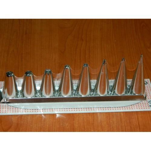 Set Spritztüllen 1 - 8 Stück