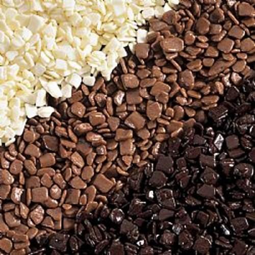 Scaglietti dark - chocolate sprinkles - 250g