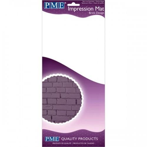 PME Otiskovací podložka - cihla