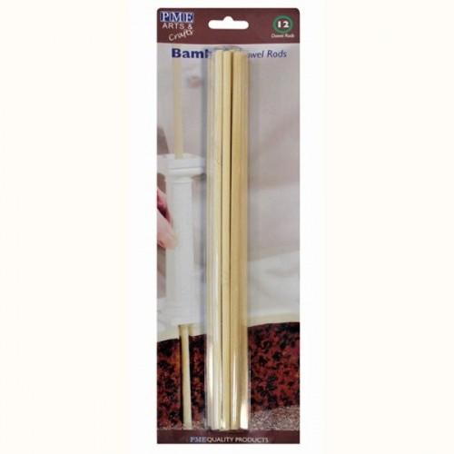 PME výstuže do torty - bambus - 30cm