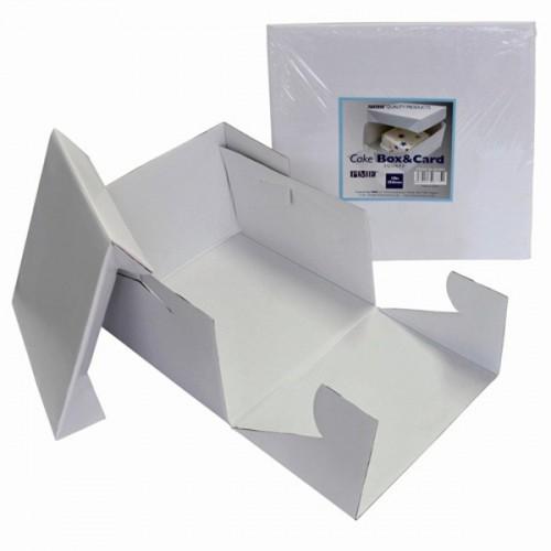 PME krabice na dort - 45 x 45 x 15cm