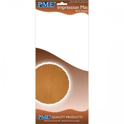 PME Odtlačková podložka - drevo - kôra