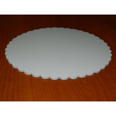 Paper boards cake 26cm - 10pcs