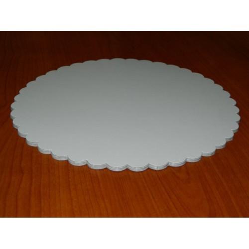Papírová podložka pod dort 26cm - karton - 10ks