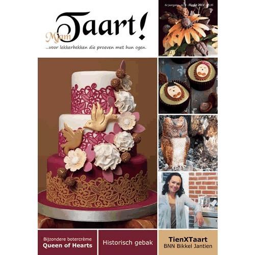 MjamTaart! Taartdecoratie Magazine Autumn 2014