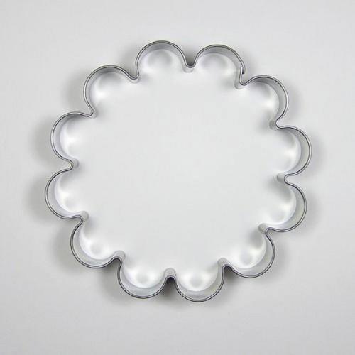 Stainless steel cutter - flower