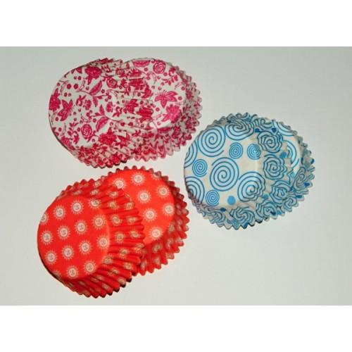 Cukrárske košíčky - rôzne motívy  150ks