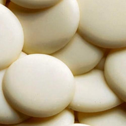Caribe - poleva bílá- bílé disky - 500g