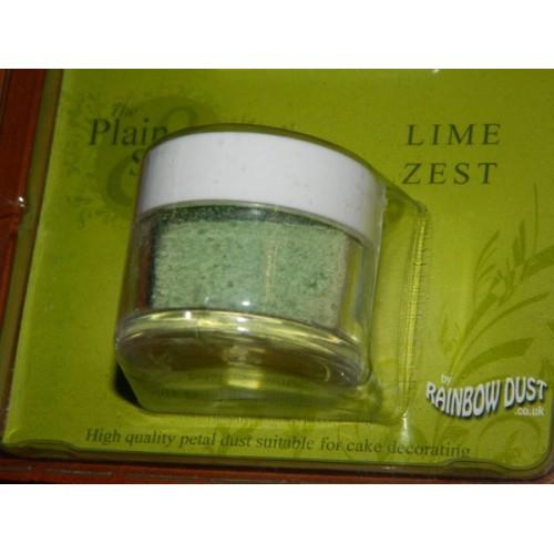 RD Prachová barva zelená - Lime Zest - 4,5g