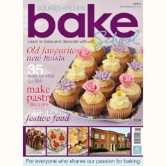 Squires Kitchen - Bake School 6