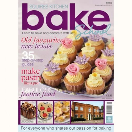 Squires Kitchen - Bake School 6