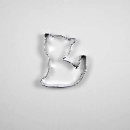 Nerezové vykrajovátko - mačka