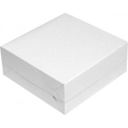 Tortová krabica z vlnitej lepenky - 28 x 28 - 5 ks