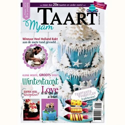 Mjam Taart! zima 2014