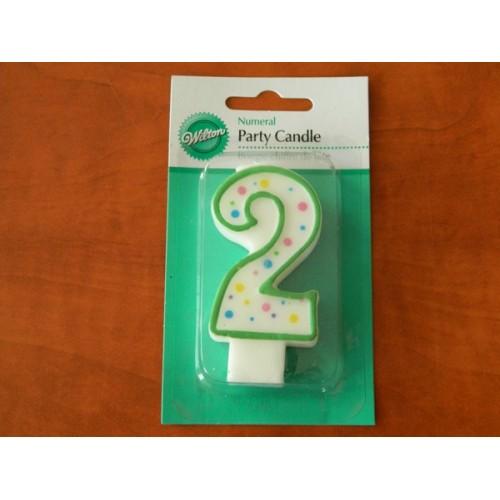 Wilton dortová svíčka - 2