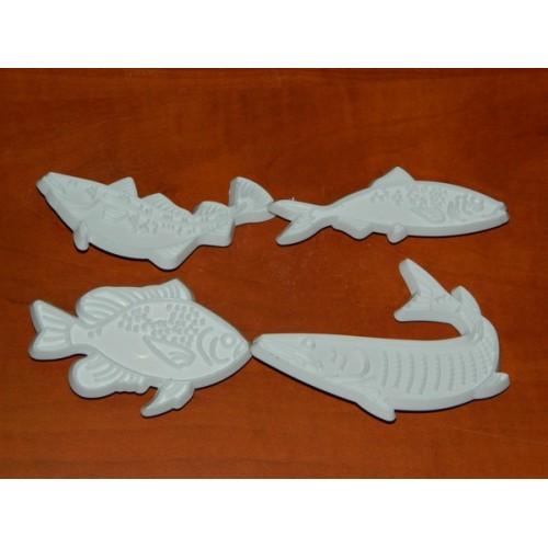 Sada Vykrajovač a naznačovačů - ryby 4ks