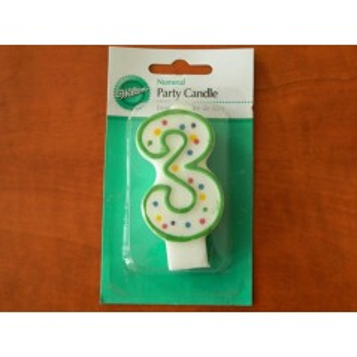 Wilton dortová svíčka - 3