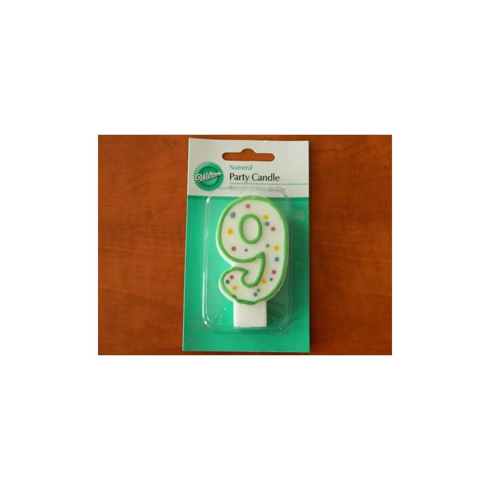 Wilton dortová svíčka - 9