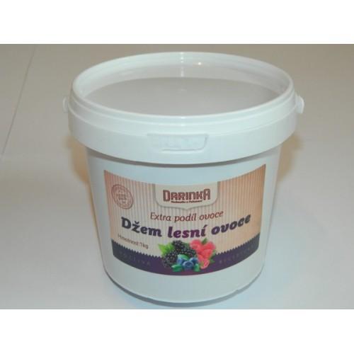 Darinka - džem lesné ovocie 1kg