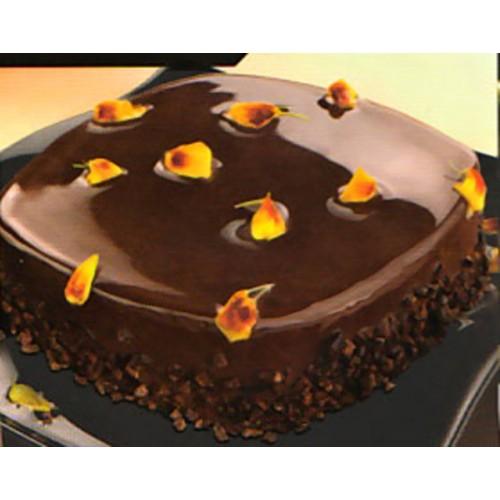 MIRALL poleva s vysokým leskom - TMAVÁ ČOKOLÁDA - cioccolato Fonden- 250g